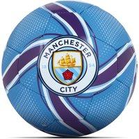 Manchester City Future Flare Mini Ball - Light Blue