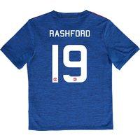 Manchester United Cup Away Shirt 2016-17 - Kids with Rashford 19 print