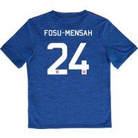 Manchester United Cup Away Shirt 2016-17 - Kids with Fosu-Mensah 24 pr