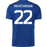 Manchester United Cup Away Shirt 2016-17 with Mkhitaryan 22 printing
