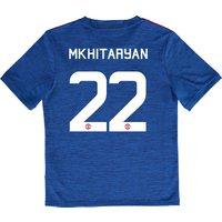 Manchester United Cup Away Shirt 2016-17 - Kids with Mkhitaryan 22 pri