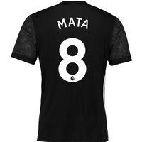 Manchester United Away Shirt 2017-18 with Mata 8 printing