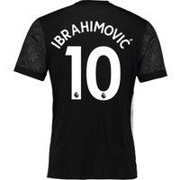 Manchester United Away Shirt 2017-18 with Ibrahimovic 10 printing