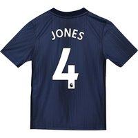 Manchester United Third Shirt 2018-19 - Kids with Jones 4 printing
