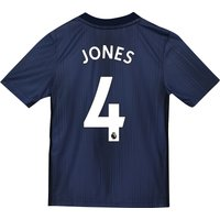 Manchester United Third Shirt 2018-19 - Kids with Jones 4 printing