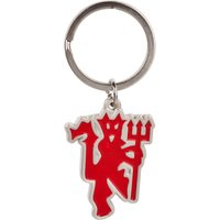 Manchester United Red Devil Keyring