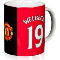 Manchester United Welbeck Mug