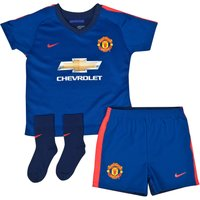 Manchester United Third Kit 2014/15 - Infants