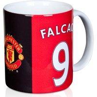 Manchester United Falcao Mug