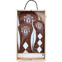 Manchester United Golf Heritage Head Cover Set