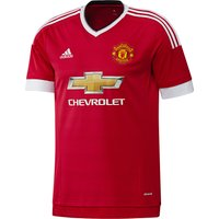 Manchester United Home Shirt 2015/16 Red