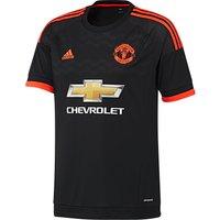 Manchester United Third Shirt 2015/16 Black