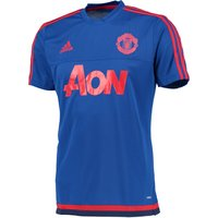 Manchester United Training Jersey Royal Blue