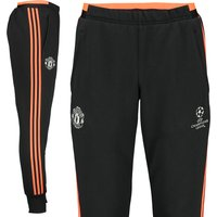 Manchester United UCL Training Sweat Pant Black