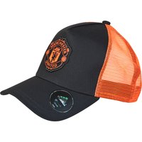 Manchester United Trucker Cap Black