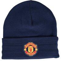 Manchester United 3 Stripe Woolie Hat