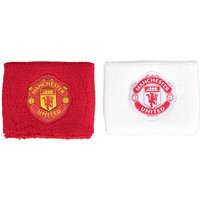 Manchester United Wristbands White