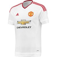 Manchester United Away Shirt 2015/16 White