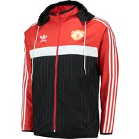 Manchester United adidas Originals Windbreaker Black