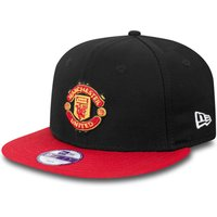 Manchester United New ERA players 9FIFTY Snapback Cap - Red/Black - Kids