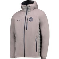 Manchester United Columbia Dutch Hollow Hybrid Jacket - Boulder Collegiate Navy - Mens