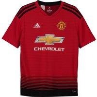 Manchester United Home Shirt 2018-19 - Kids