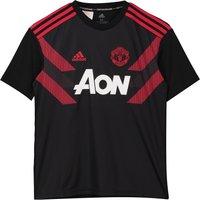 Manchester United Pre Match Shirt - Black - Kids
