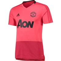 Manchester United Training Jersey - Pink