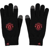 Manchester United Gloves - Black