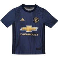Manchester United Third Shirt 2018-19 - Kids