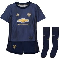 Manchester United Third Mini Kit 2018-19