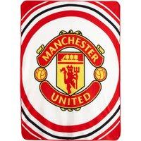Manchester United Pulse Fleece Blanket