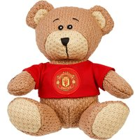Manchester United Crochet Bear