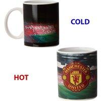 Manchester United Colour Stadium Heat Change Mug