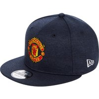 Manchester United New Era Shadowteach 9FIFTY Crest Cap - Navy - Adult