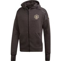 Manchester United ZNE Hoody - Black