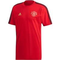 Manchester United Graphic T-Shirt - Real Red