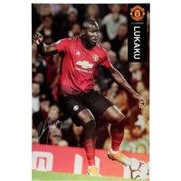 Manchester United 2018-19 Lukaku Poster - 61 x 92cm