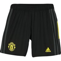 Manchester United Training Short - Black - Kids