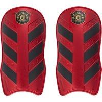 Manchester United Shin Pads - Burgundy