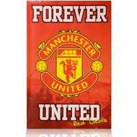 Manchester United Poster - Forever United - 61 x 92cm
