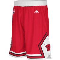 Chicago Bulls Road Swingman Shorts - Mens