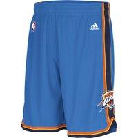 Oklahoma City Thunder Road Swingman Shorts - Mens