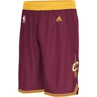 Cleveland Cavaliers Road Swingman Shorts - Mens