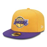 Los Angeles Lakers New Era 59FIFTY Fitted Cap