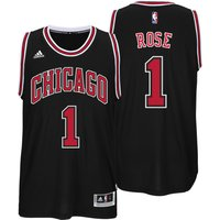 Chicago Bulls Alternate Road Swingman Jersey - Derrick Rose - Mens