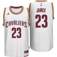 Cleveland Cavaliers Home Swingman Jersey - Lebron James - Mens