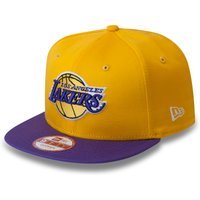 Los Angeles Lakers New Era Basic 9FIFTY Snapback Cap -