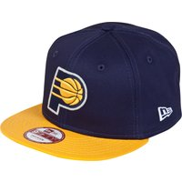 Indiana Pacers New Era Basic 9FIFTY Snapback Cap -
