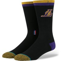 Los Angeles Lakers Stance Arena Crew Socks
